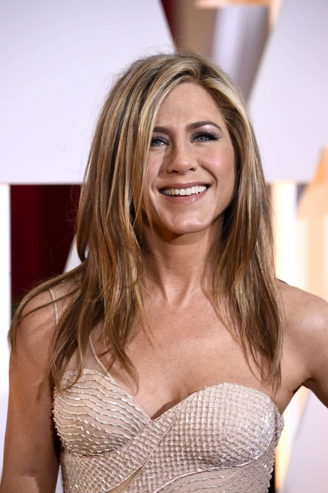 Jennifer Aniston - 2015 Academy Awards in Hollywood