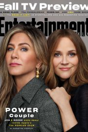 Jennifer Aniston and Reese Witherspoon - Entertainment Weekly (October 2019)