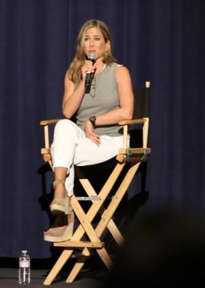 Jennifer Aniston at Cake Press Conference in LA