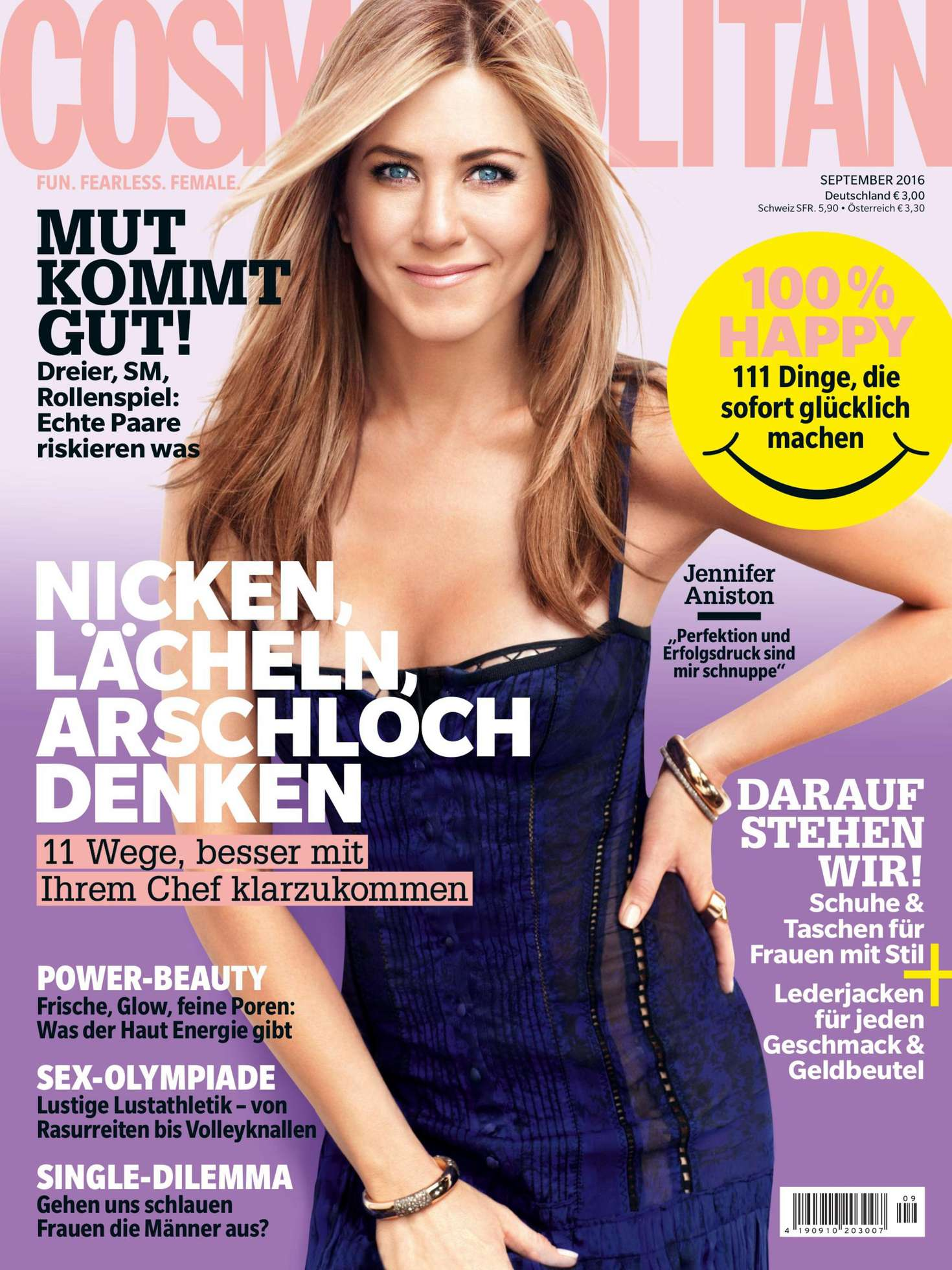 Cosmopolitan Deutschland