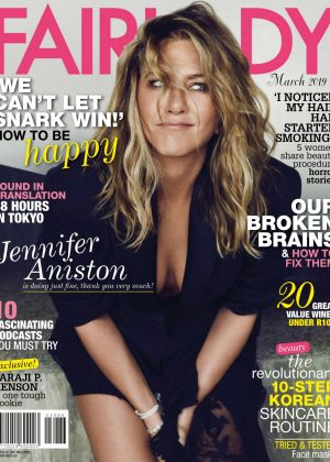 Jennifer Aniston - Fairlady Magazine (March 2019)