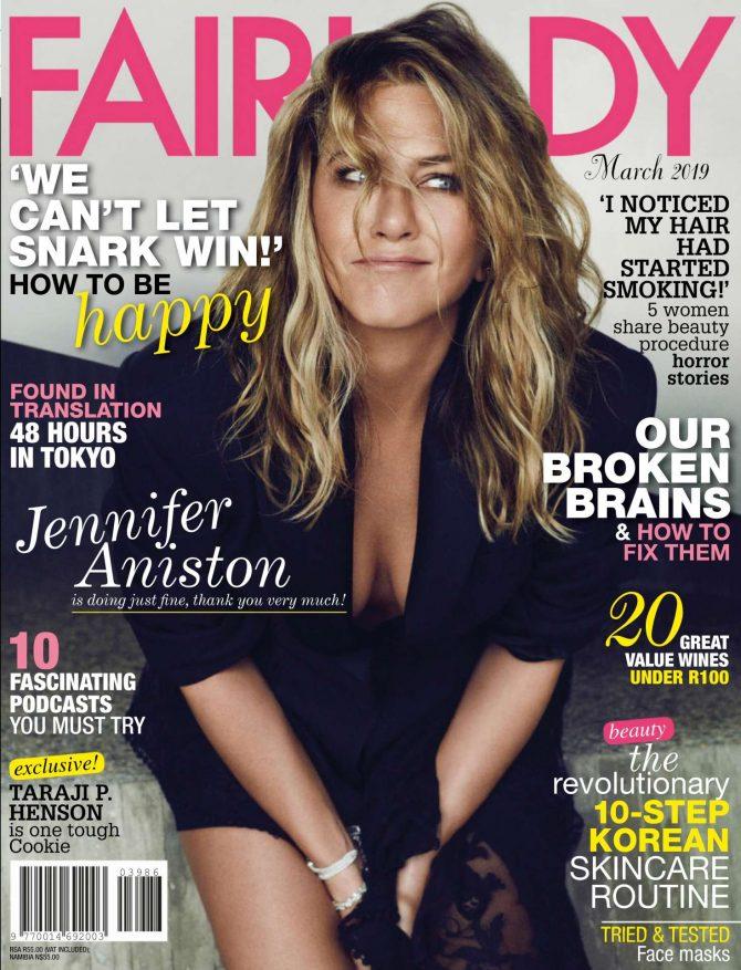 Jennifer Aniston – Fairlady Magazine (March 2019)