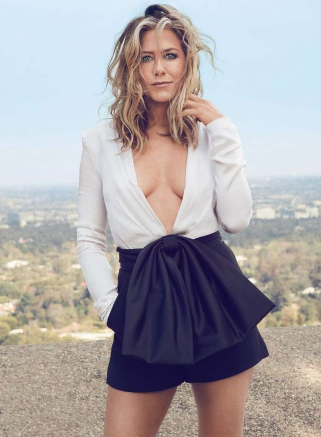 Jennifer Aniston for InStyle Magazine (September 2018)