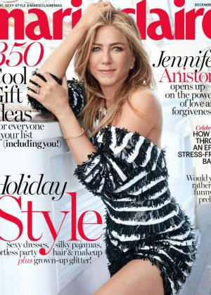 Jennifer Aniston for Marie Claire US (December 2016)