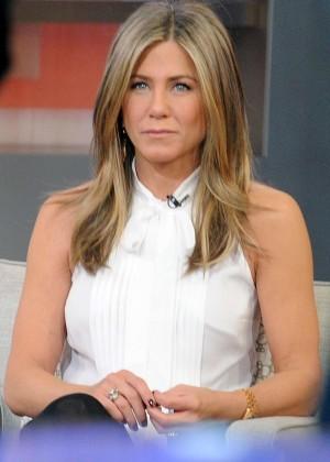 "Jennifer Aniston - ""Good Morning America"" in NYC"