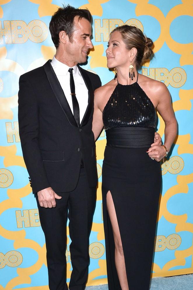 Jennifer Aniston - HBO Golden Globes 2015 Party