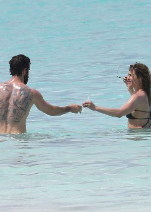 Jennifer Aniston in Bikini 2016 -07