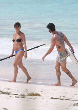Jennifer Aniston in Bikini 2016 -11