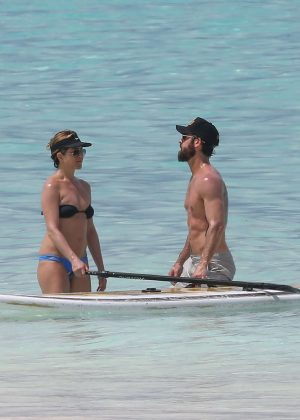 Jennifer Aniston in Bikini 2016 -15