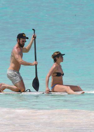 Jennifer Aniston in Bikini 2016 -19