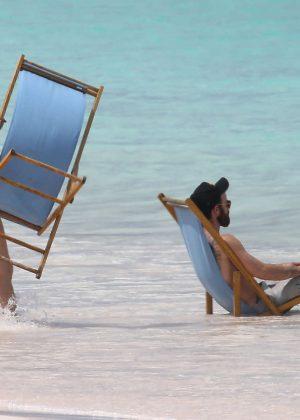 Jennifer Aniston in Bikini 2016 -21