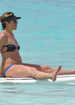 Jennifer Aniston in Bikini 2016 -43