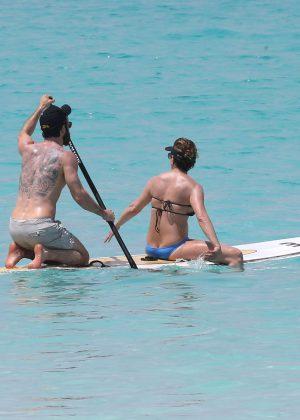 Jennifer Aniston in Bikini 2016 -44