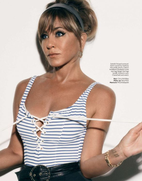Jennifer Aniston - InStyle Australia Magazine (January 2020)