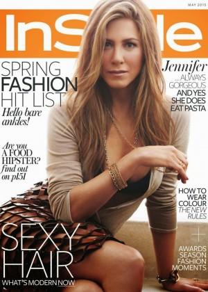 Jennifer Aniston - InStyle UK Magazine (May 2015)