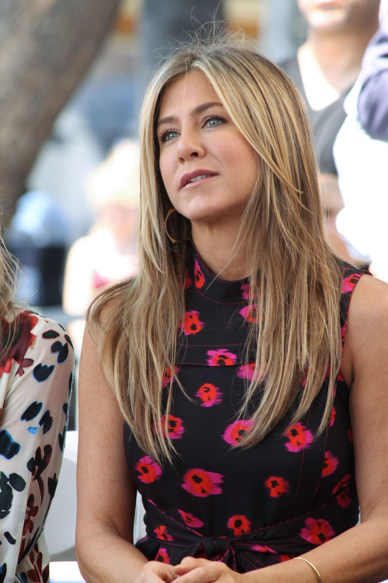 Jennifer Aniston – Jason Bateman Hollywood Walk Of Fame Ceremony in Hollywood   Jennifer-Aniston:-Jason-Bateman-Hollywood-Walk-Of-Fame-Ceremony--10