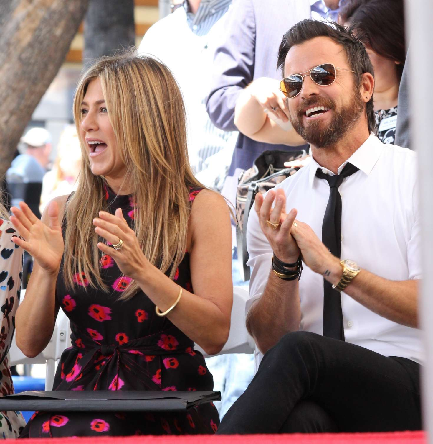Jennifer Aniston – Jason Bateman Hollywood Walk Of Fame Ceremony in Hollywood   Jennifer-Aniston:-Jason-Bateman-Hollywood-Walk-Of-Fame-Ceremony--17