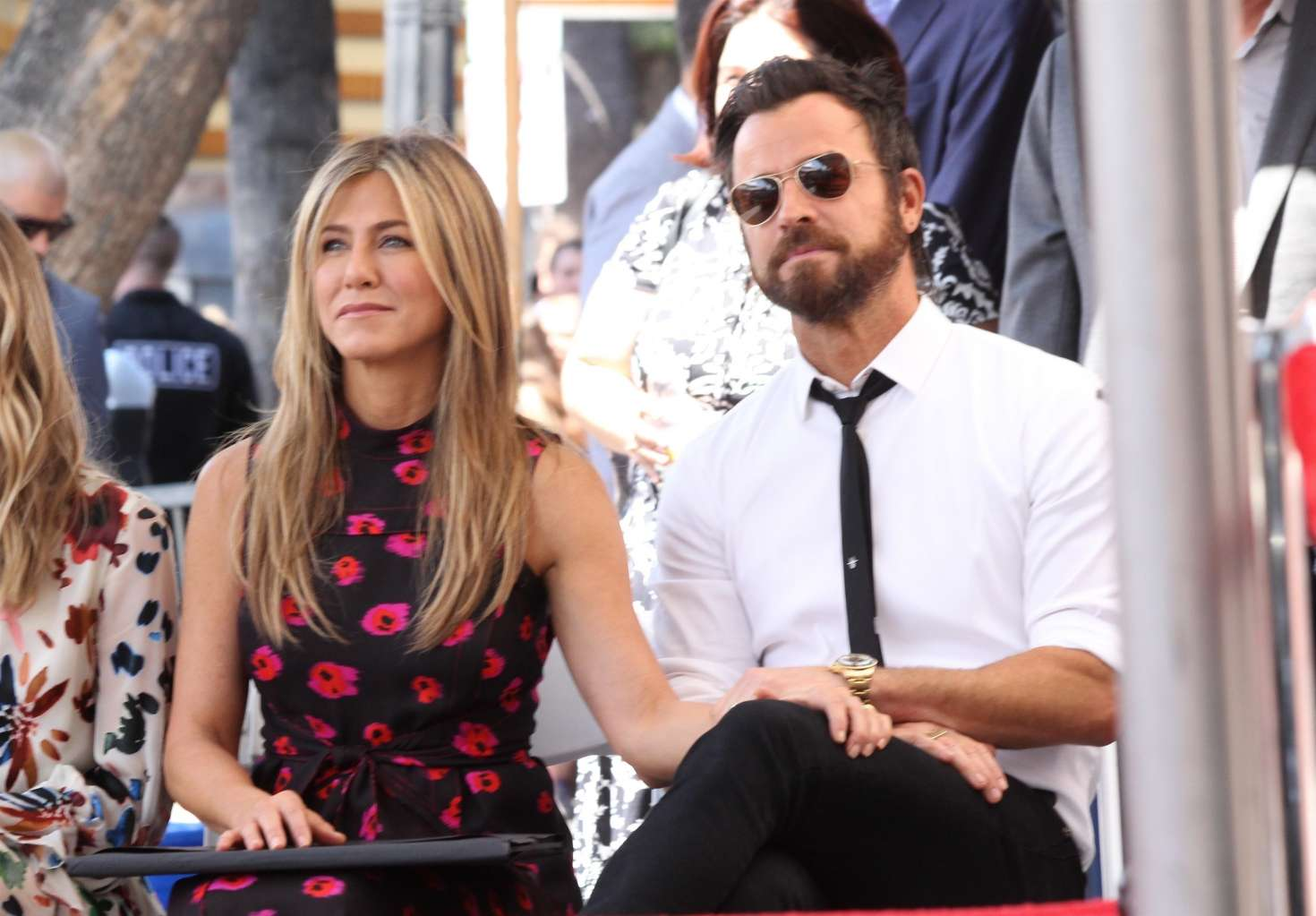 Jennifer Aniston – Jason Bateman Hollywood Walk Of Fame Ceremony in Hollywood   Jennifer-Aniston:-Jason-Bateman-Hollywood-Walk-Of-Fame-Ceremony--24