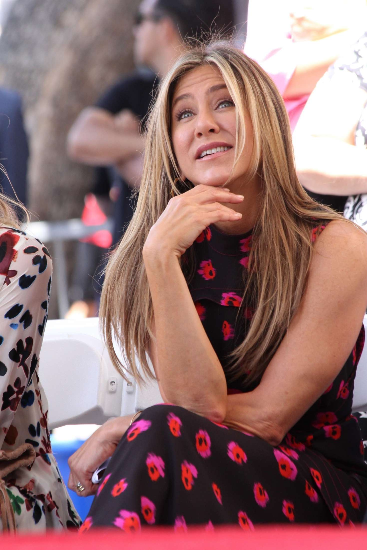 Jennifer Aniston – Jason Bateman Hollywood Walk Of Fame Ceremony in Hollywood   Jennifer-Aniston:-Jason-Bateman-Hollywood-Walk-Of-Fame-Ceremony--25