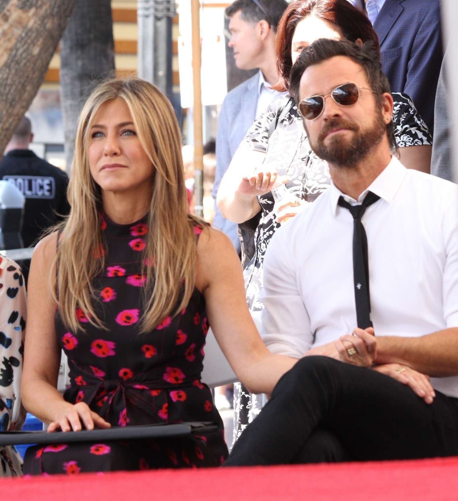Jennifer Aniston – Jason Bateman Hollywood Walk Of Fame Ceremony in Hollywood   Jennifer-Aniston:-Jason-Bateman-Hollywood-Walk-Of-Fame-Ceremony--29