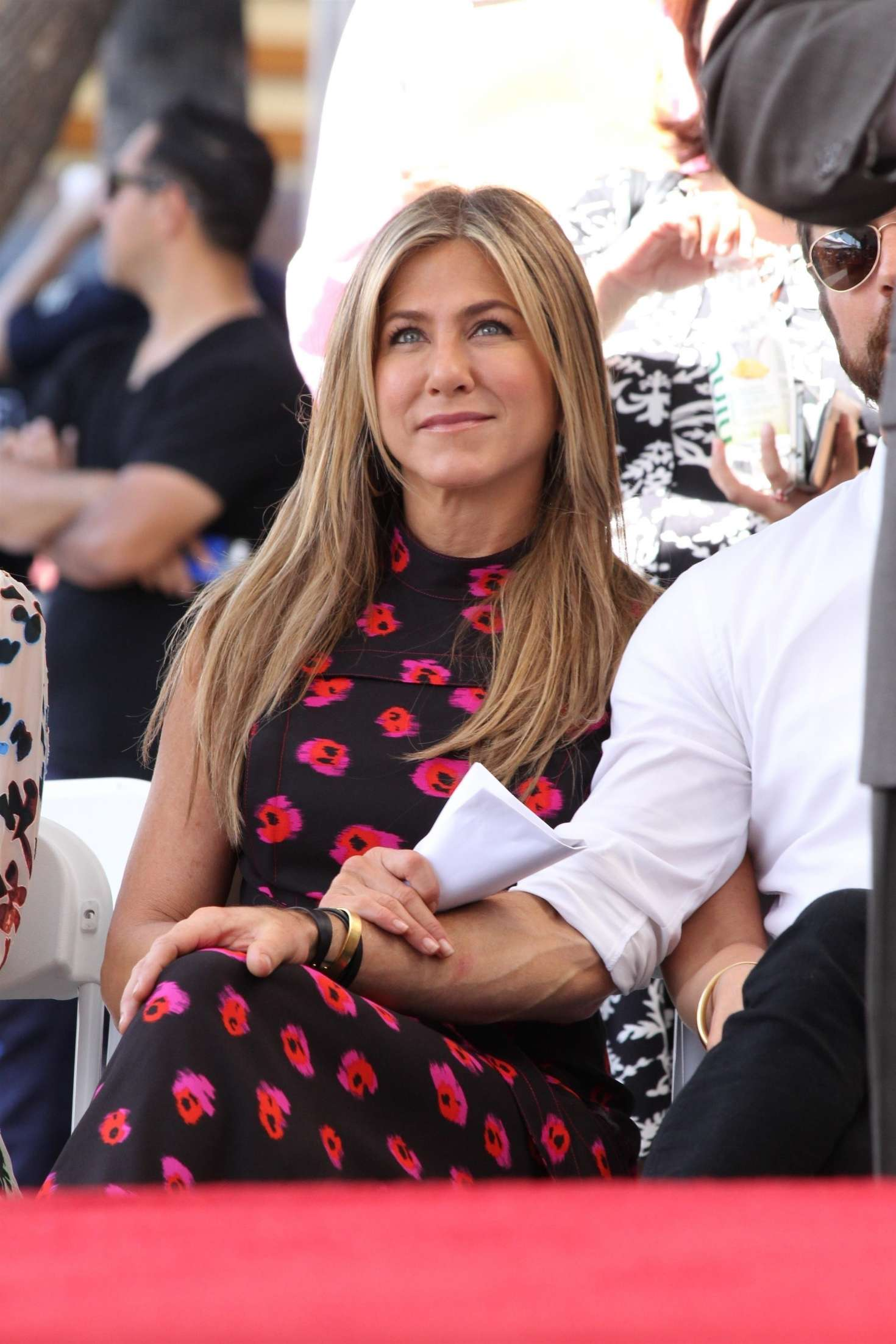 Jennifer Aniston – Jason Bateman Hollywood Walk Of Fame Ceremony in Hollywood   Jennifer-Aniston:-Jason-Bateman-Hollywood-Walk-Of-Fame-Ceremony--32