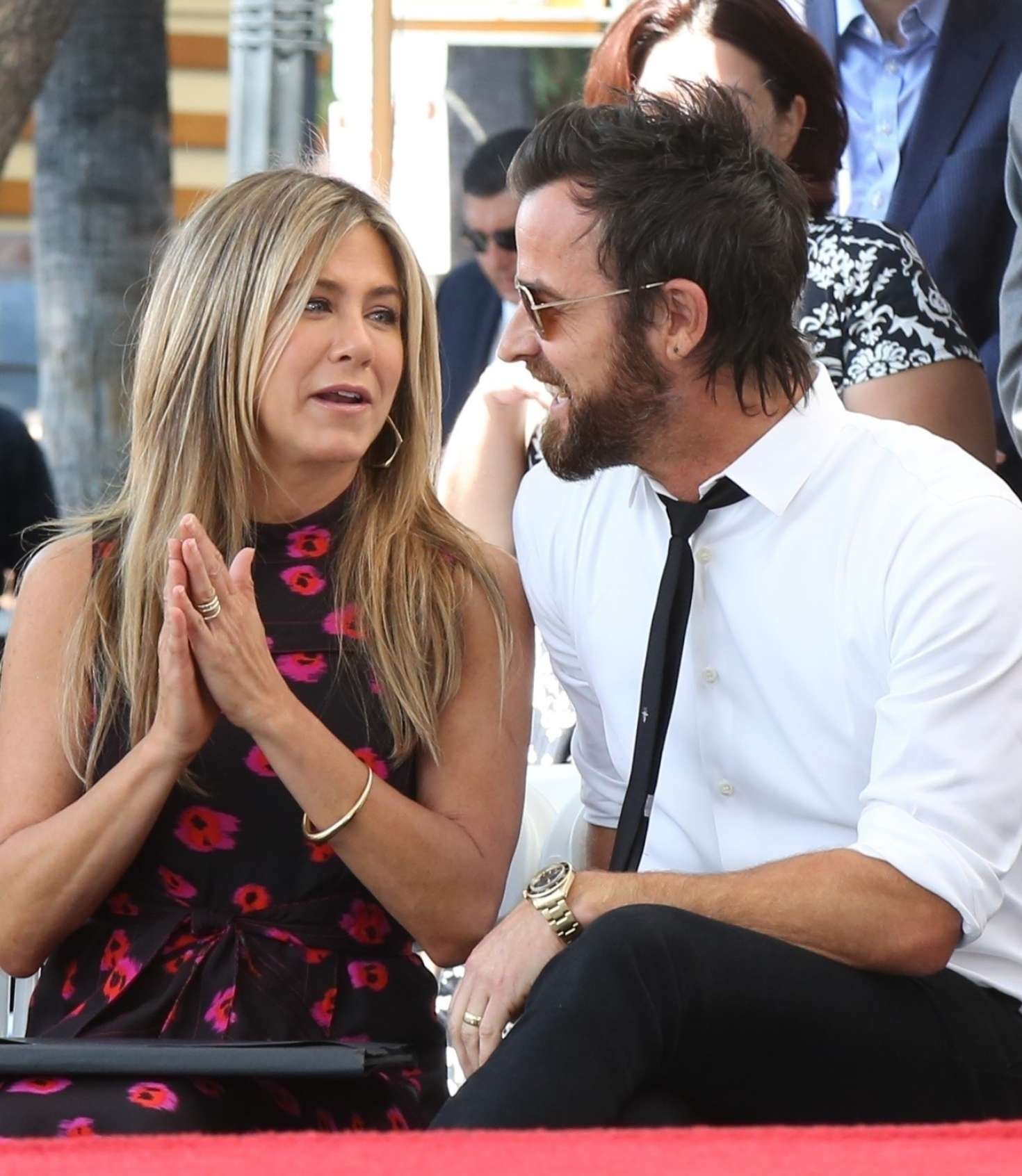 Jennifer Aniston – Jason Bateman Hollywood Walk Of Fame Ceremony in Hollywood   Jennifer-Aniston:-Jason-Bateman-Hollywood-Walk-Of-Fame-Ceremony--34