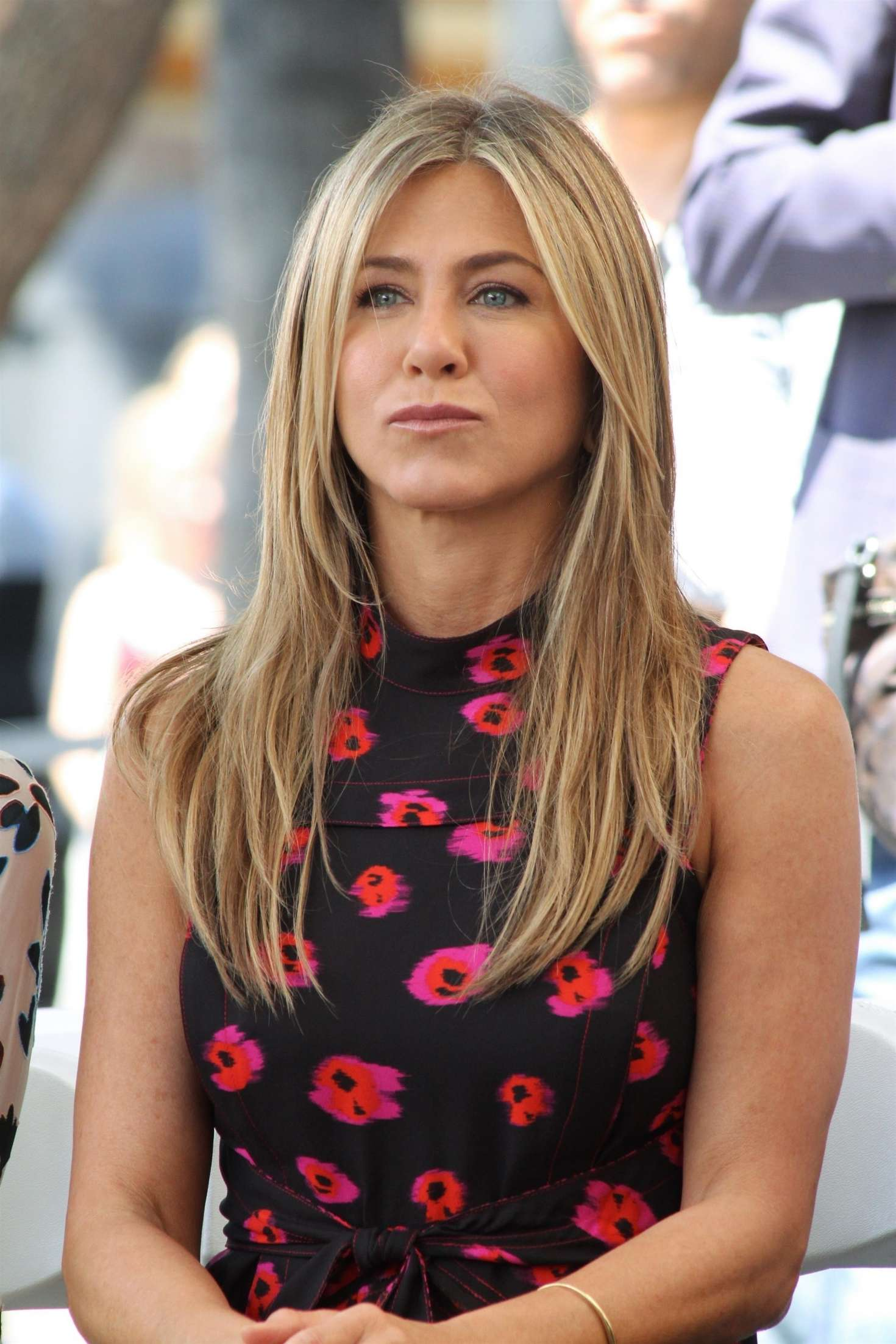Jennifer Aniston – Jason Bateman Hollywood Walk Of Fame Ceremony in Hollywood   Jennifer-Aniston:-Jason-Bateman-Hollywood-Walk-Of-Fame-Ceremony--37