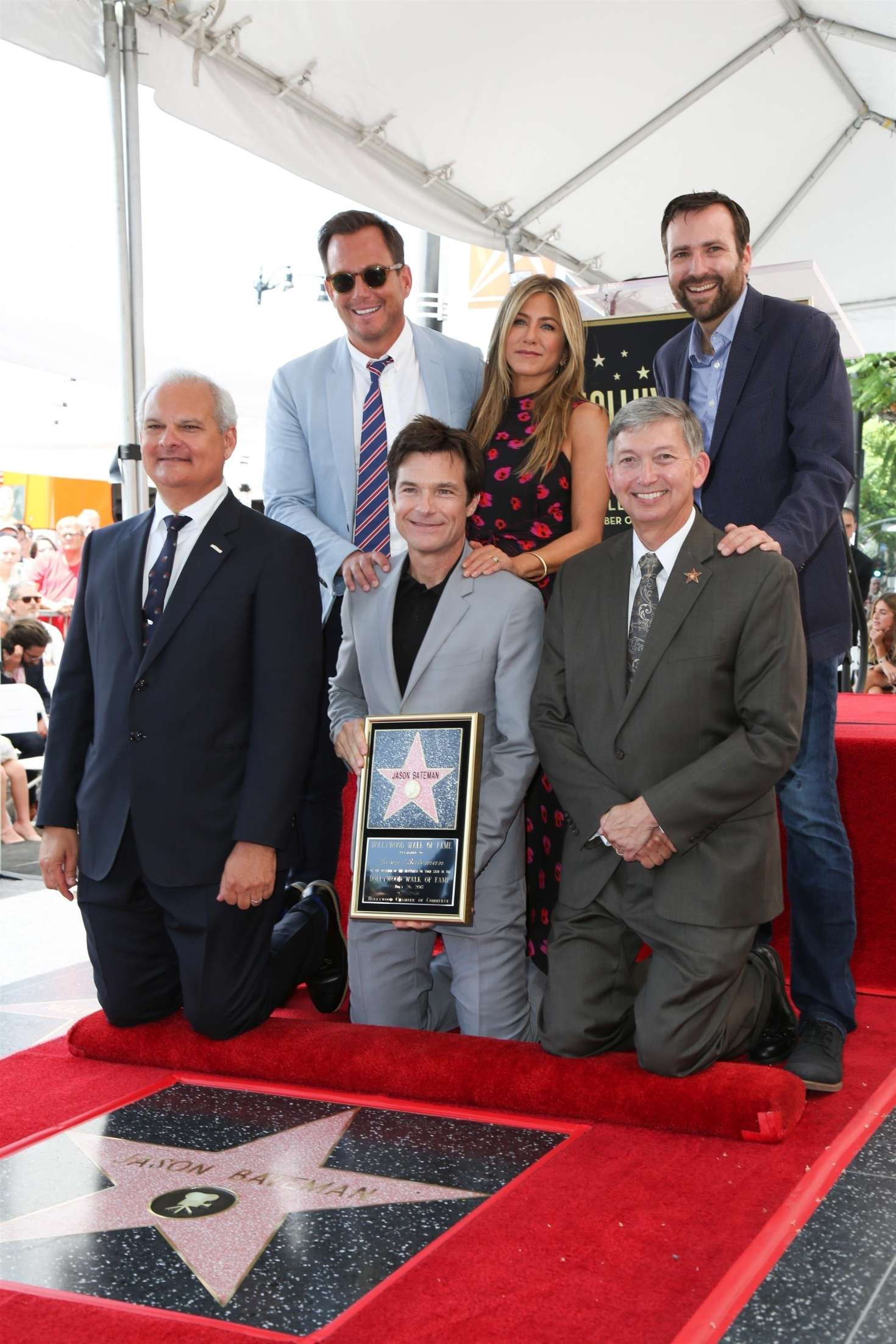 Jennifer Aniston – Jason Bateman Hollywood Walk Of Fame Ceremony in Hollywood   Jennifer-Aniston:-Jason-Bateman-Hollywood-Walk-Of-Fame-Ceremony--38