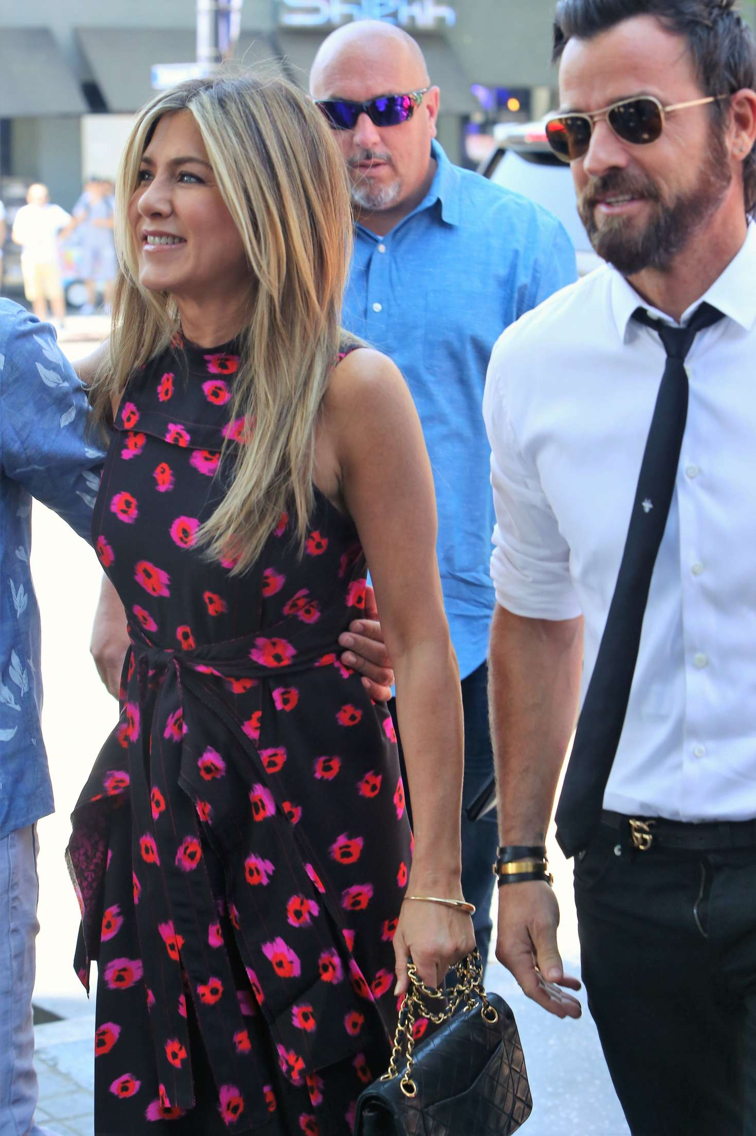 Jennifer Aniston – Jason Bateman Hollywood Walk Of Fame Ceremony in Hollywood   Jennifer-Aniston:-Jason-Bateman-Hollywood-Walk-Of-Fame-Ceremony--45