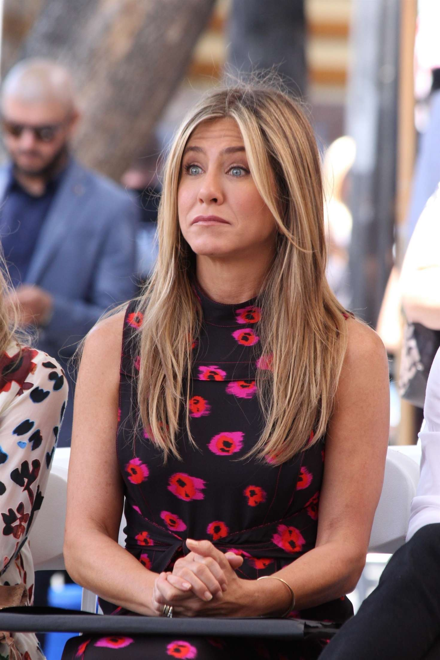Jennifer Aniston – Jason Bateman Hollywood Walk Of Fame Ceremony in Hollywood   Jennifer-Aniston:-Jason-Bateman-Hollywood-Walk-Of-Fame-Ceremony--46