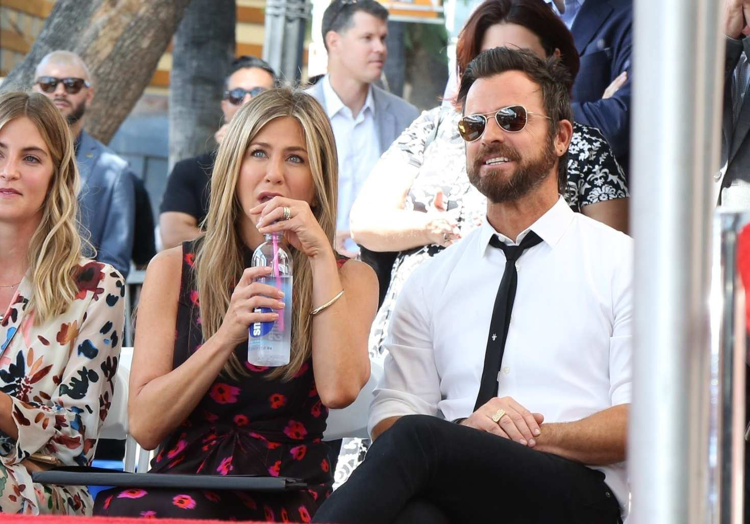 Jennifer Aniston – Jason Bateman Hollywood Walk Of Fame Ceremony in Hollywood   Jennifer-Aniston:-Jason-Bateman-Hollywood-Walk-Of-Fame-Ceremony--48