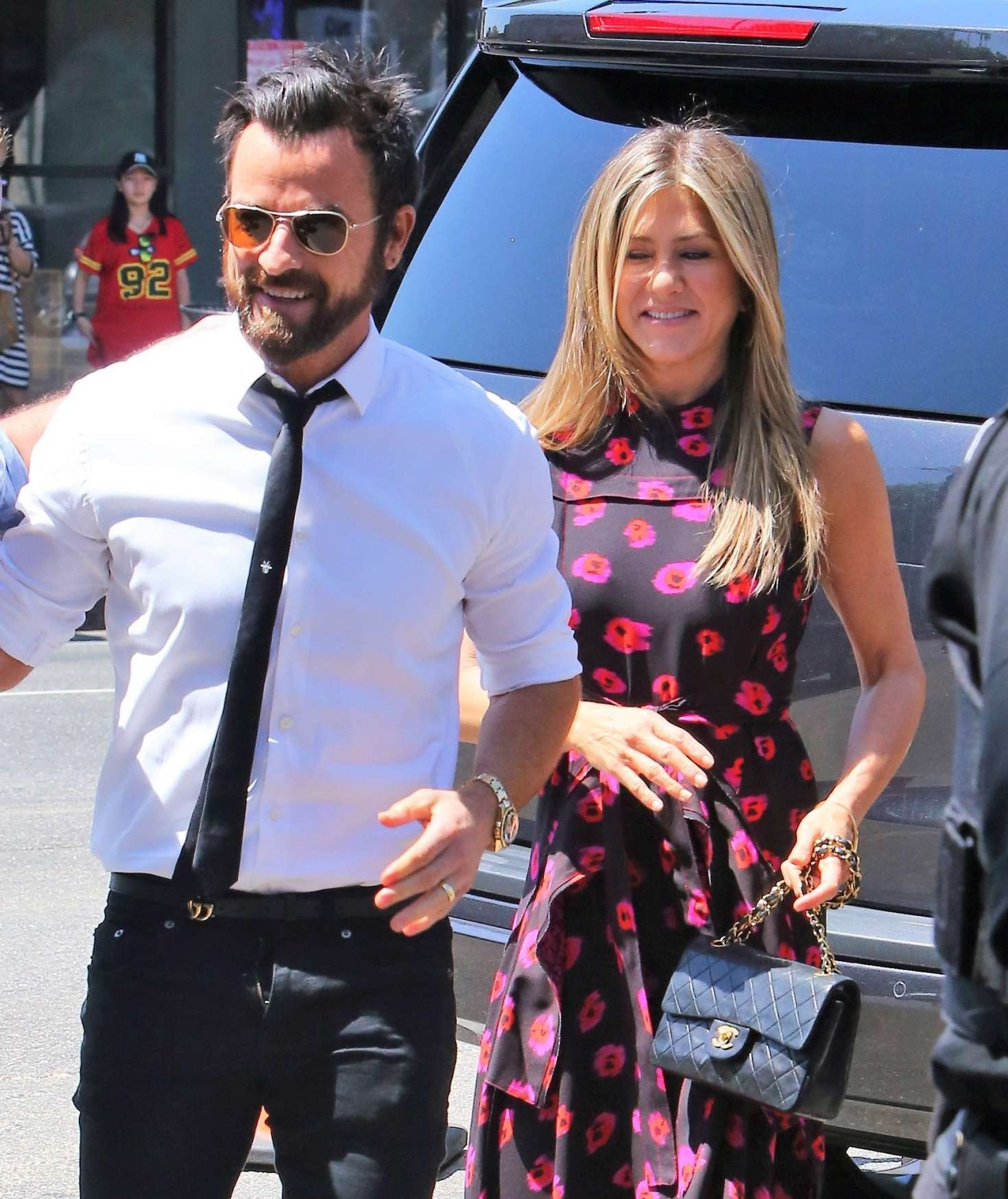 Jennifer Aniston – Jason Bateman Hollywood Walk Of Fame Ceremony in Hollywood   Jennifer-Aniston:-Jason-Bateman-Hollywood-Walk-Of-Fame-Ceremony--49