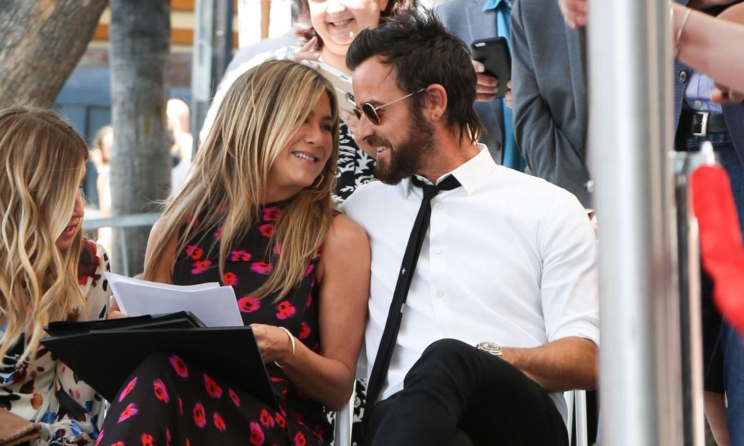 Jennifer Aniston – Jason Bateman Hollywood Walk Of Fame Ceremony in Hollywood   Jennifer-Aniston:-Jason-Bateman-Hollywood-Walk-Of-Fame-Ceremony--56
