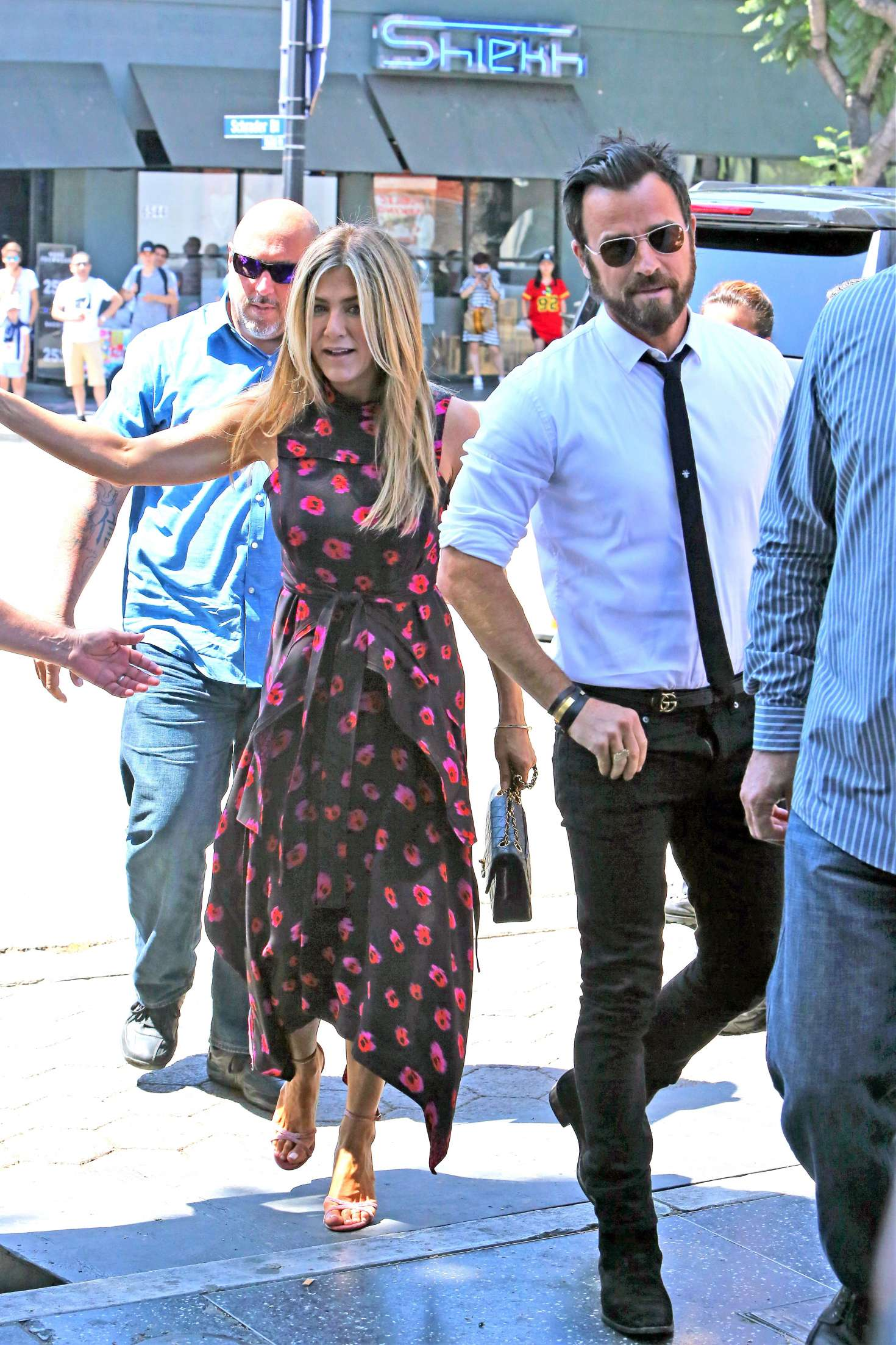 Jennifer Aniston – Jason Bateman Hollywood Walk Of Fame Ceremony in Hollywood   Jennifer-Aniston:-Jason-Bateman-Hollywood-Walk-Of-Fame-Ceremony--62