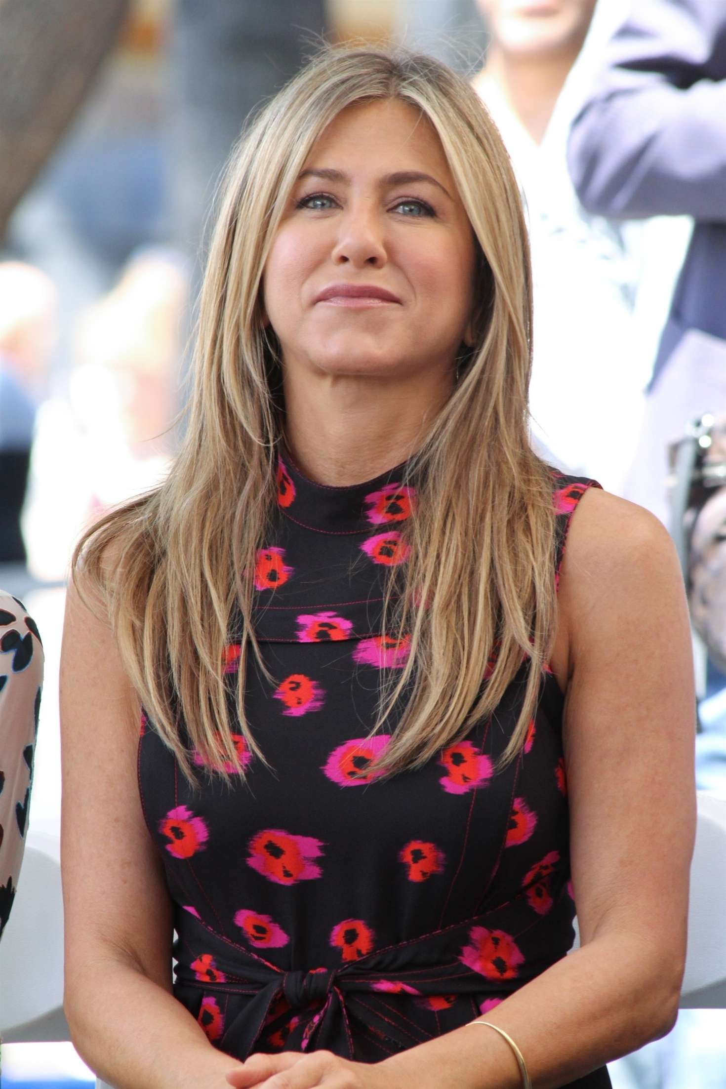 Jennifer Aniston – Jason Bateman Hollywood Walk Of Fame Ceremony in Hollywood   Jennifer-Aniston:-Jason-Bateman-Hollywood-Walk-Of-Fame-Ceremony--63