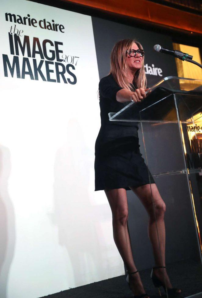 Jennifer Aniston - Marie Claire's Image Maker Awards 2017 in LA