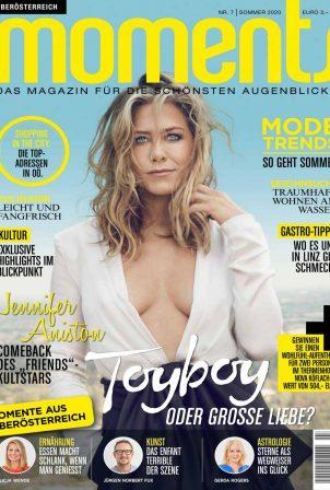 Jennifer Aniston - Moments Magazine (July 2020)