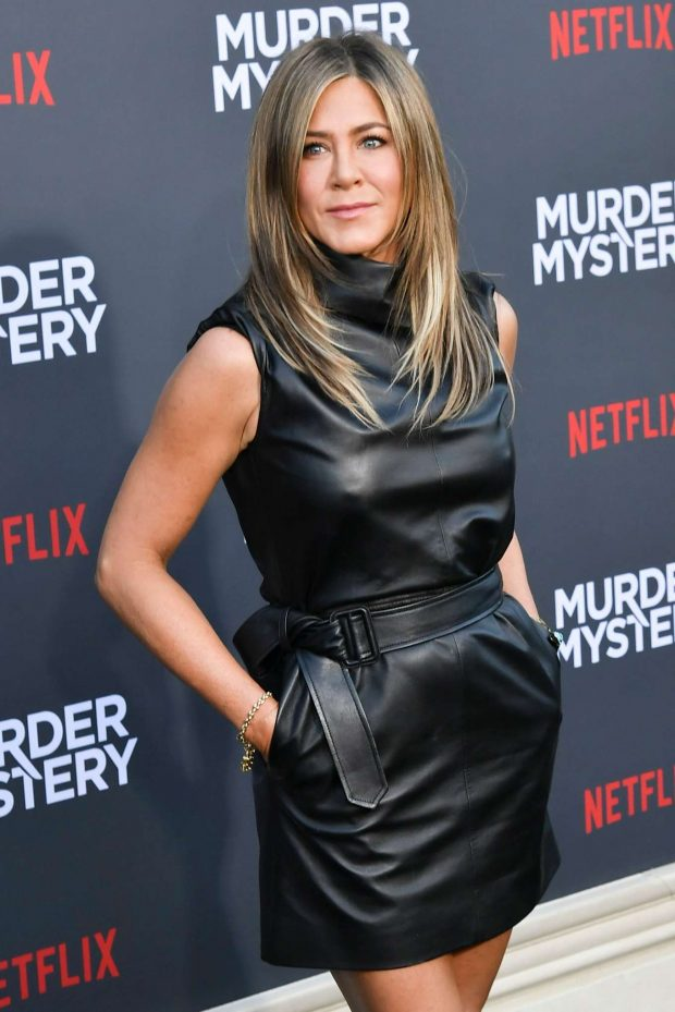 Jennifer Aniston - 'Murder Mystery' Premiere in Los Angeles