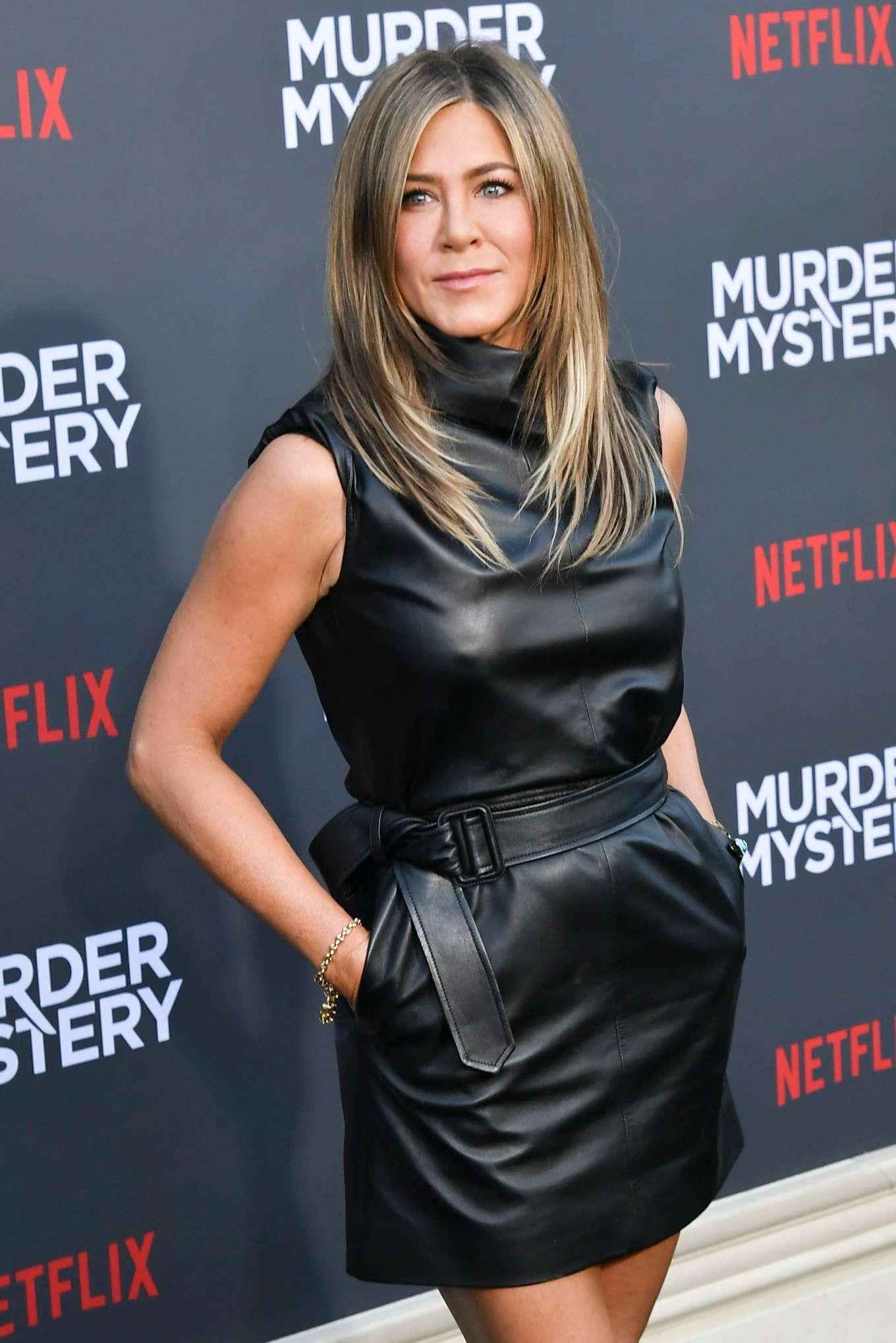 Jennifer Aniston - 'Murder Mystery' Premiere in Los Angeles
