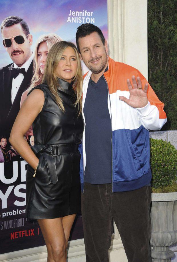 Jennifer Aniston: Murder Mystery LA Premiere-03
