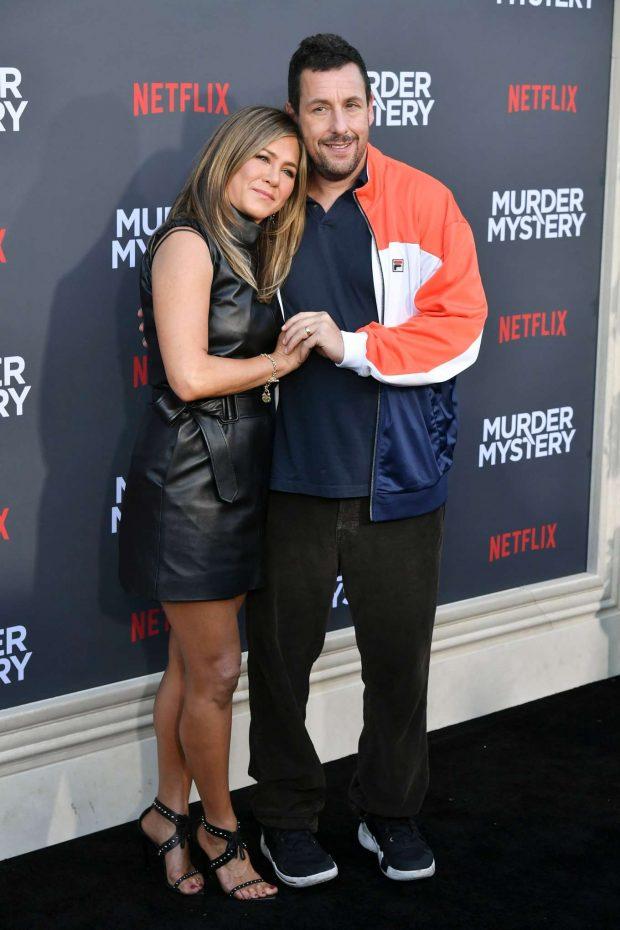 Jennifer Aniston: Murder Mystery LA Premiere-09