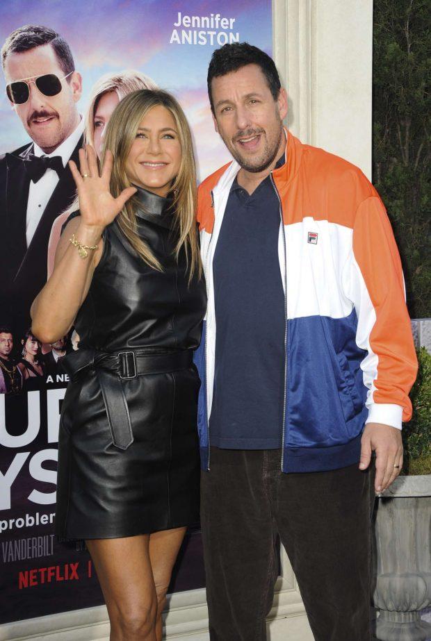 Jennifer Aniston: Murder Mystery LA Premiere-21