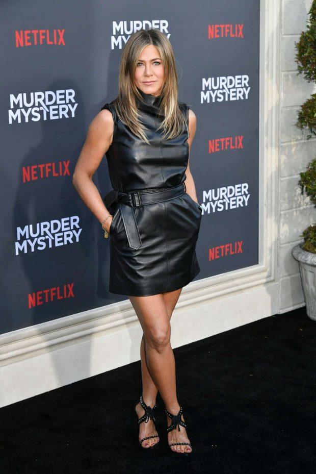 Jennifer Aniston: Murder Mystery LA Premiere-28