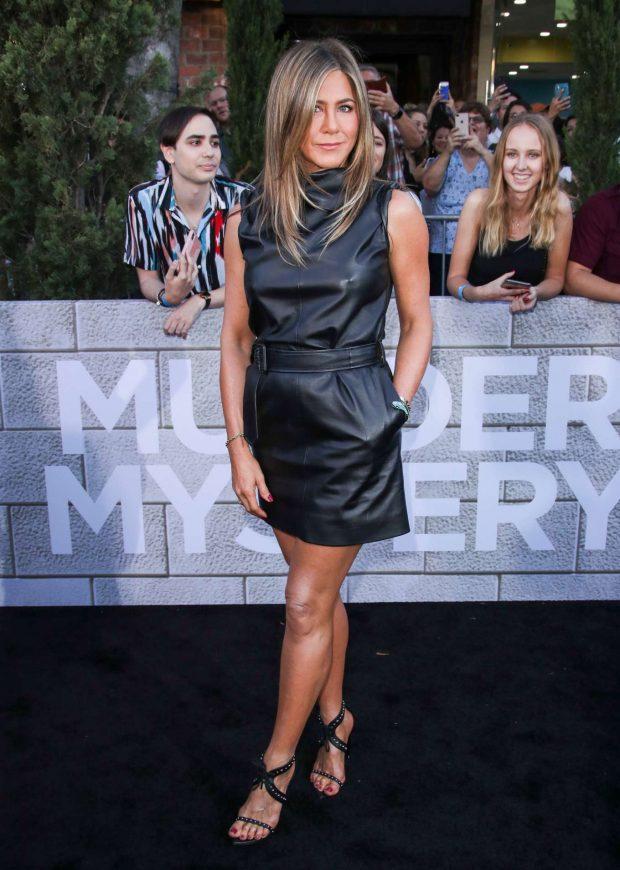 Jennifer Aniston: Murder Mystery LA Premiere-29
