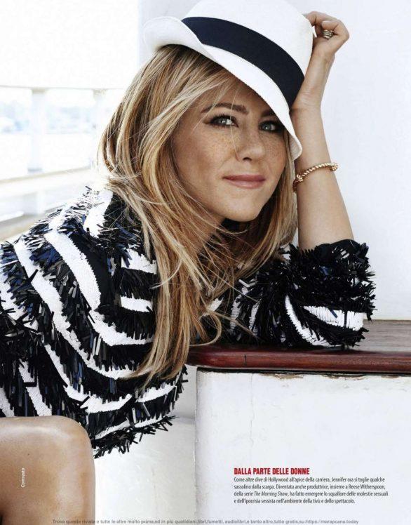 Jennifer Aniston - Natural Style Magazine (January 2020)