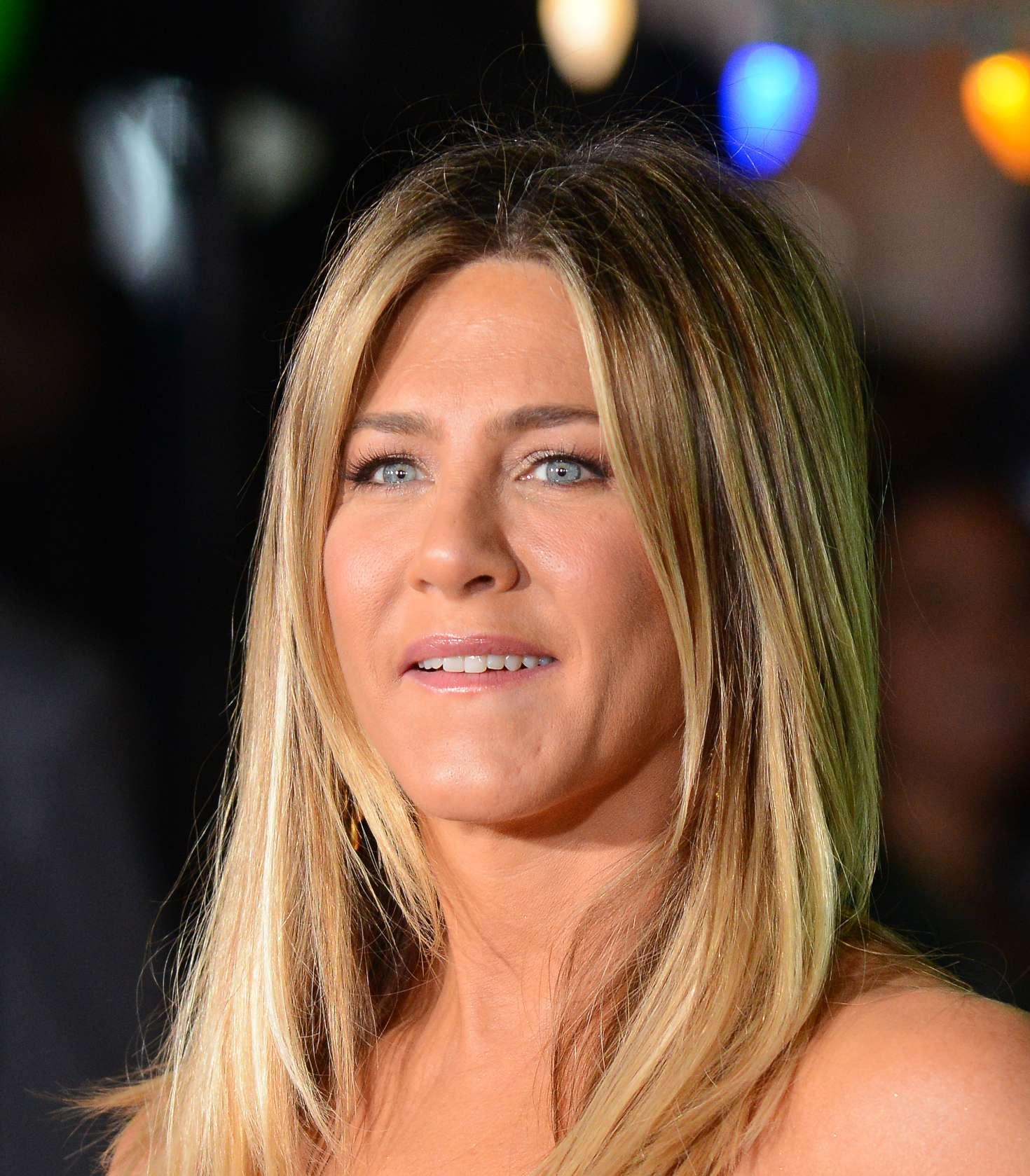 Jennifer Aniston: Office Christmas Party LA Premiere -05 - GotCeleb