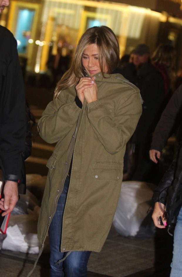 Jennifer Aniston: Out and about in NYC -01