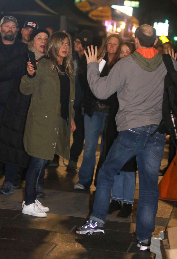 Jennifer Aniston: Out and about in NYC -03