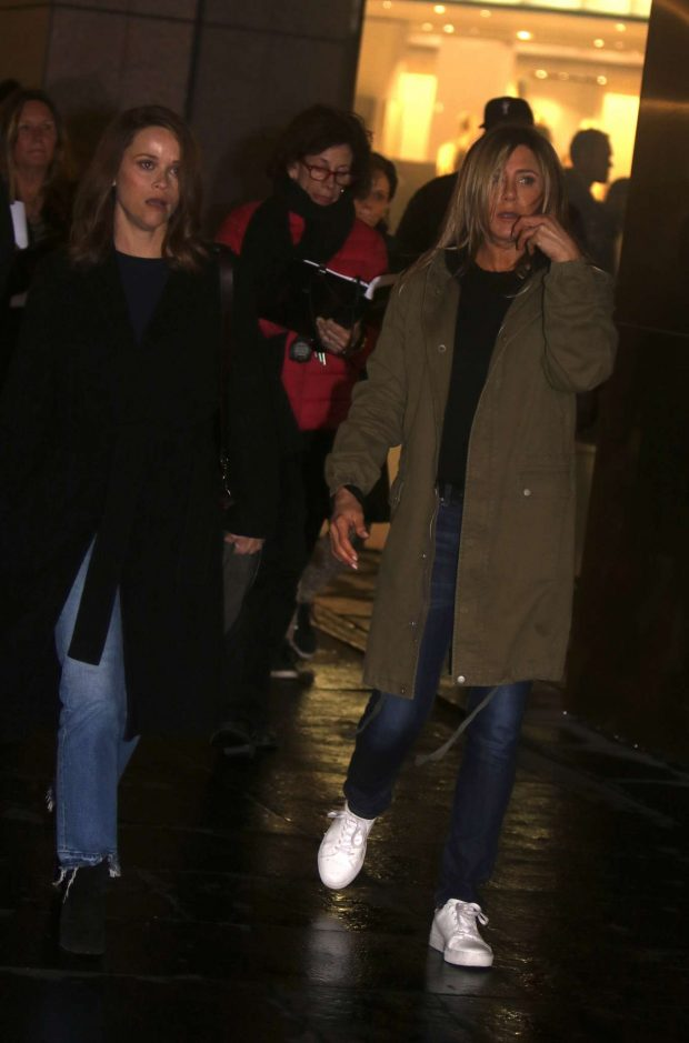 Jennifer Aniston: Out and about in NYC -08