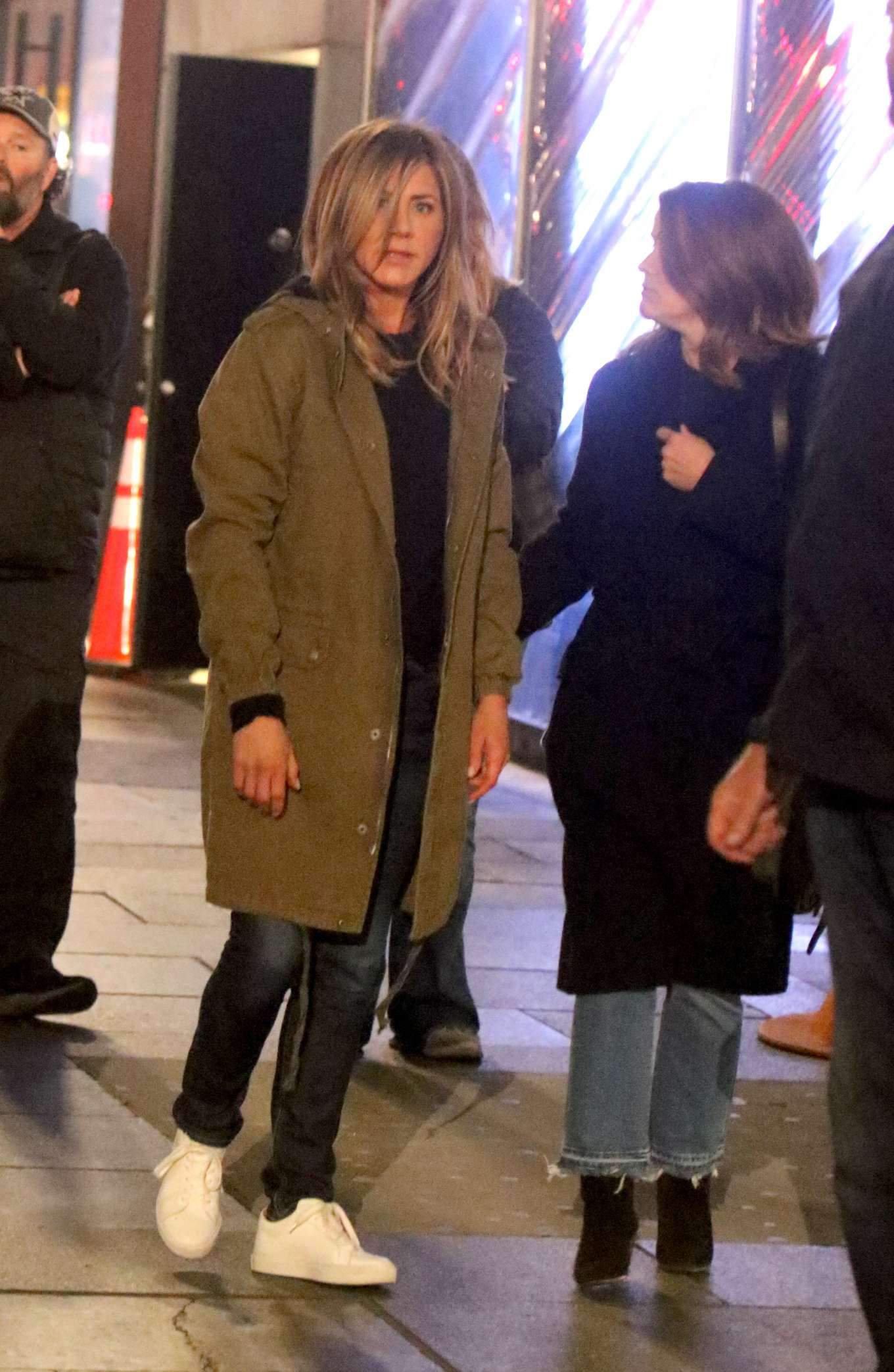 Jennifer Aniston - Out and about in NYC